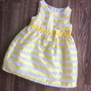 Gymboree Yellow Dress